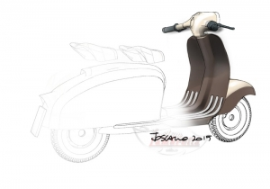 Custom Lambretta Design