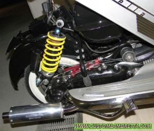 Lambretta Custom LI 125 Bergamo 01