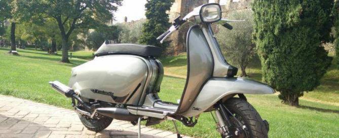 Lambretta Custom DL 125 Bergamo 02