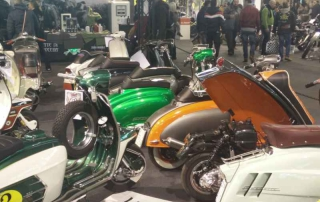 Motor Bike Expo 2016 - Lambretta