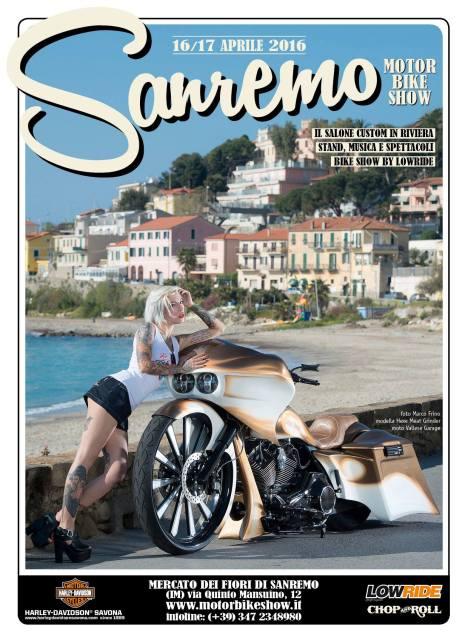 Sanremo Motor Bike Expo 2016