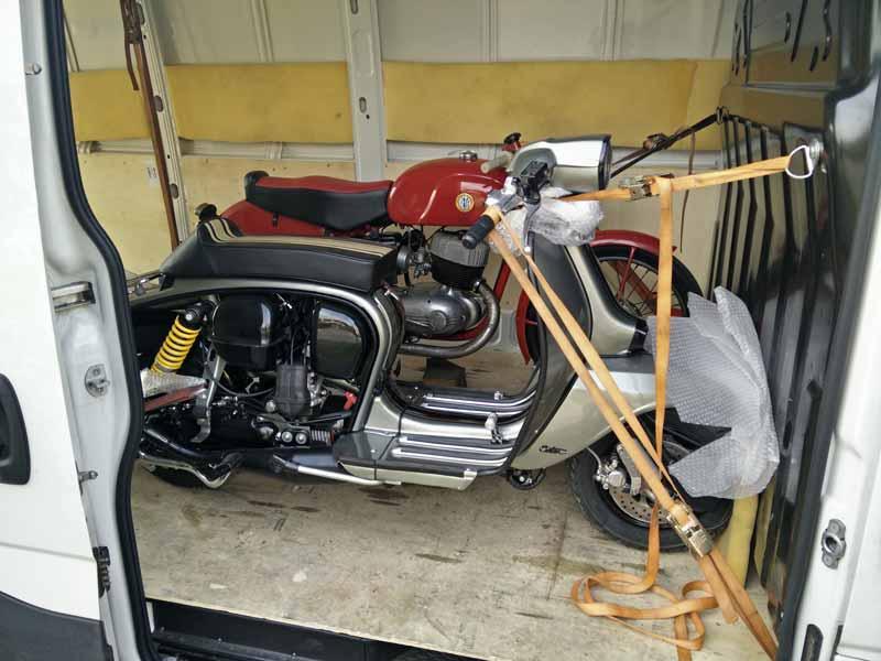 Lambretta Custom Bergamo 02