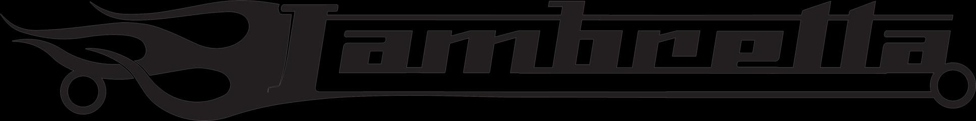 Scritta personalizzata by Custom Lambretta