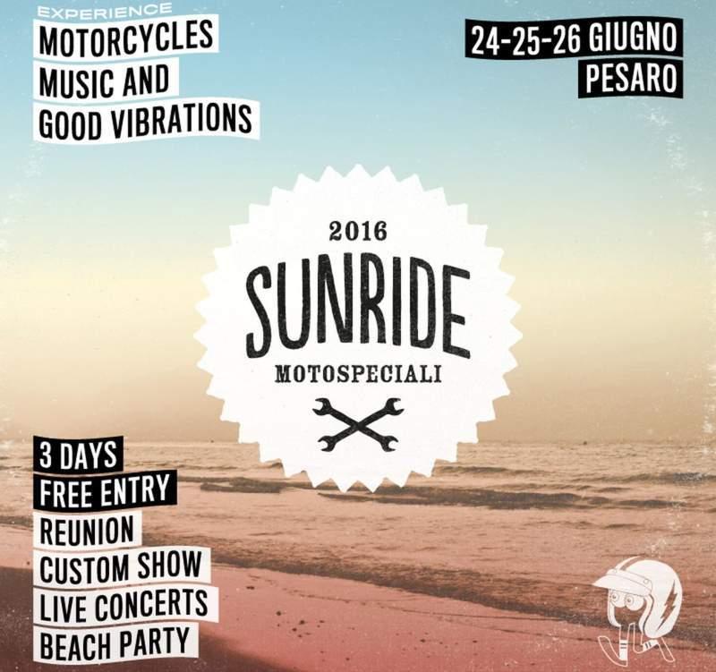 Sunride 2016 Pesaro