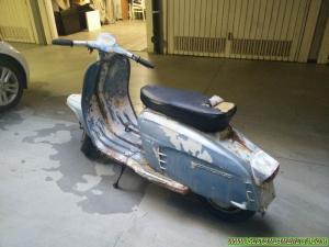 Lambretta 125 Special