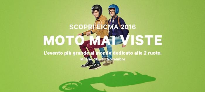 EICMA 2016 - Milano